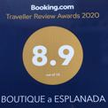 pontuacao booking